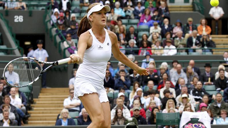 Polka gra na Wimbledonie o awans w rankingu i wielkie pieniądze