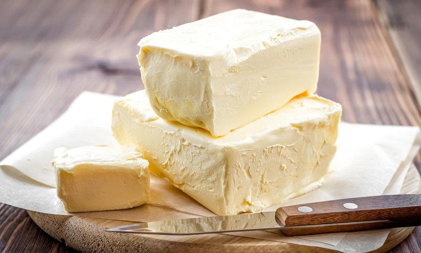 Skażone masło mogło trafić na polski rynek