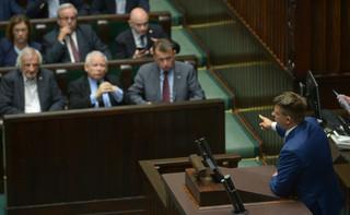 Sawicki: Najwyższy czas, by PiS wróciło na drogę legalizmu prawnego