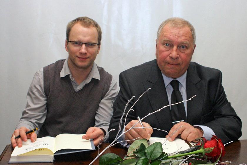 Jerzy i Maciej Stuhr