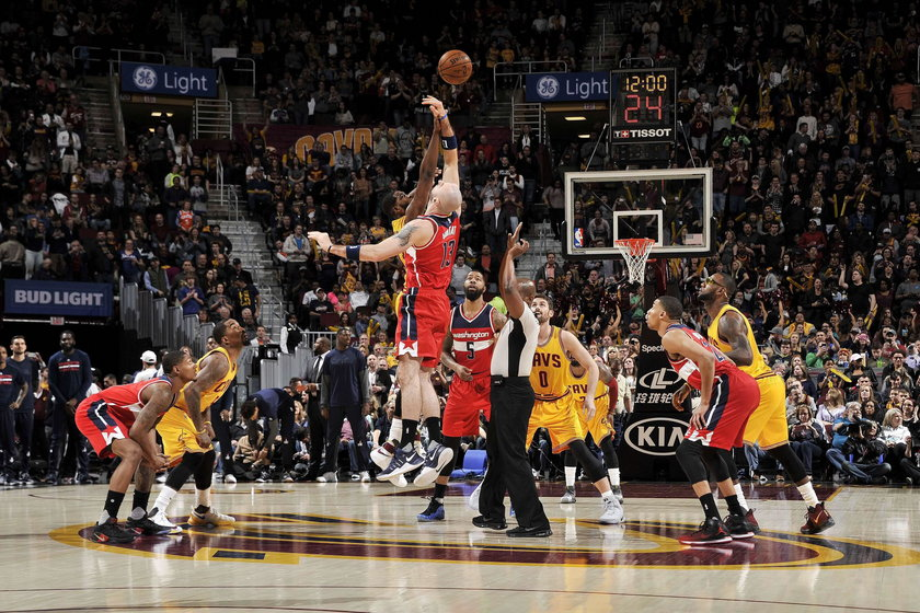 Gortat i spółka rozbili mistrzów NBA