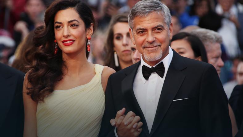 Amal i George Clooney spodziewają się bliźniaków! Znamy płeć!