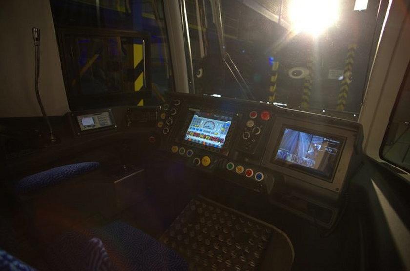 Konsola tramwaju