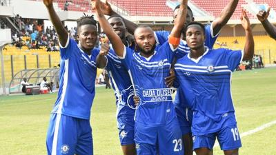 Great Olympics return to winning ways, Bechem & Aduana share the spoils in Derby