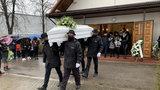 Pogrzeb 17-letniej Pauliny. Żałobnicy nie mogli powstrzymać łez rozpaczy...