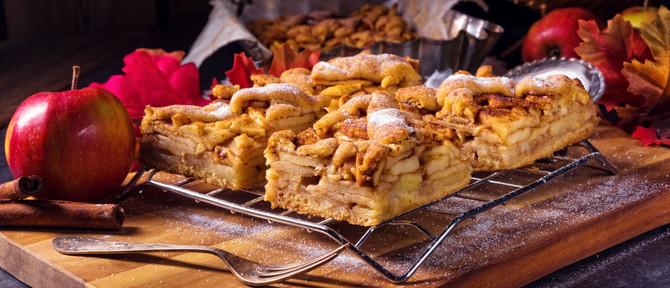 Recept je veoma jednostavan i brz, a najviše vremena ćete potrošiti na rendanje jabuka