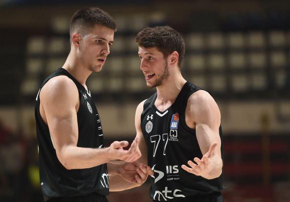 Vanja Marinković i Aleksej Nikolić