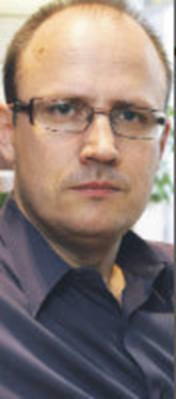 Grzegorz Świetlik, dyrektor przedstawicielstwa Fortis Investments w Polsce