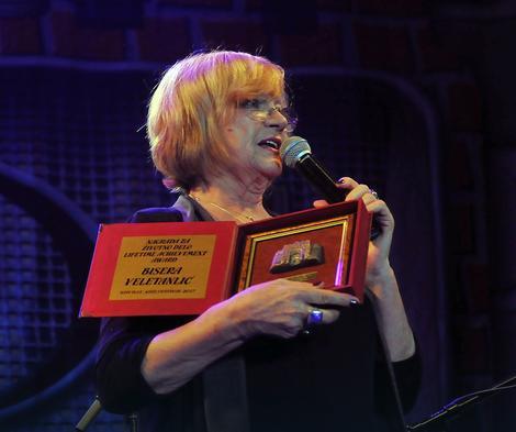 Bisera i nagrada festivala
