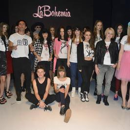 Gwiazdy na wybiegu podczas Warsaw Fashion Weekend