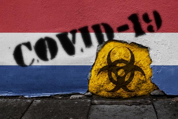 Łączna liczba osób, u których stwierdzono do tej pory zakażenie koronawirusem, wynosi w Holandii 9762. W ciągu ostatniej doby stwierdzono 1159 nowych przypadków.