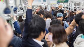 Narzekasz na dojazdy do pracy? Japończycy mają gorzej