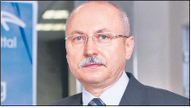 Andrzej Wypych, dyrektor personalny w firmie ArcelorMittal Poland, która organizuje praktyki i staże