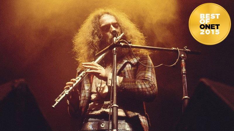 Ian Anderson, lider zespołu Jethro Tull
