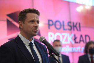 Trzaskowski: PiS już po raz trzeci, tym razem zabójczy, dociska samorząd [WYWIAD]