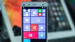 Microsoft planuje wydanie Windows 10 Mobile dla flagowych smartfonów Xiaomi oraz OnePlus