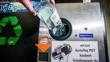 Recykling pogrąży polskie sklepy? Eksperci ostrzegają przed butelkomatami
