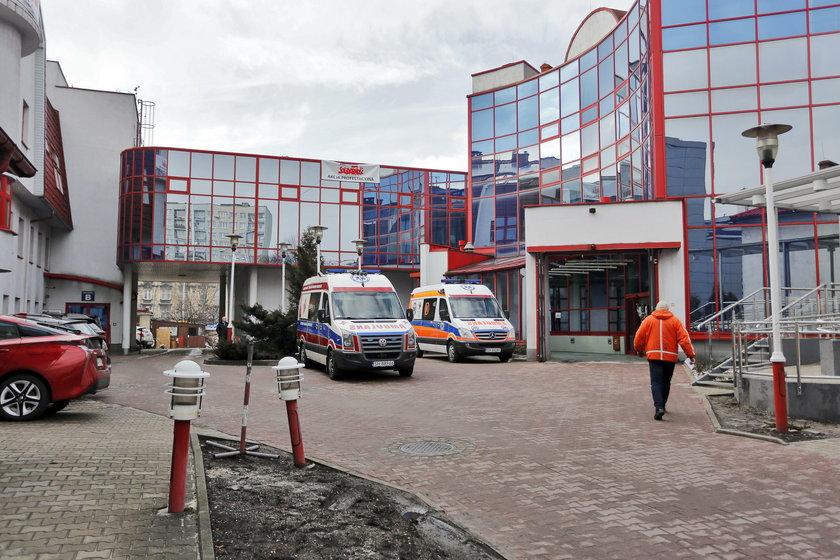 W tym szpitalu w Chorzowie leży Agatka (5 l.)