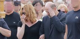 Łzy nad grobem Zuzanny Kolskiej