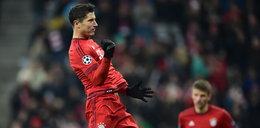 Trener Realu nie chce rozmawiać o Lewandowskim