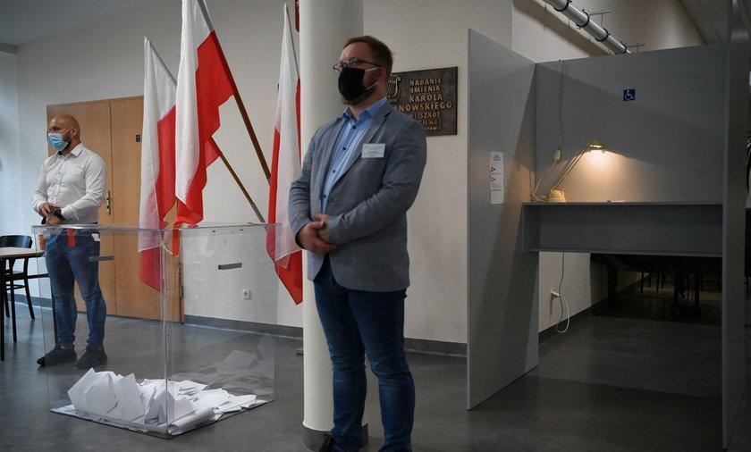 Wybory w Rzeszowie.