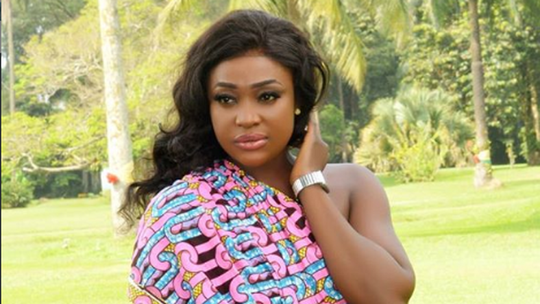 Lizzy Gold Onuwaje is a Nollywood actress [Instagram]
