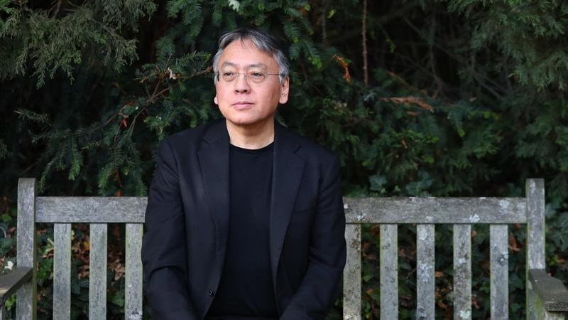 BRITAIN LITERATURE NOBEL PRIZE (Kazuo Ishiguro 2017 Nobel prize in literature)