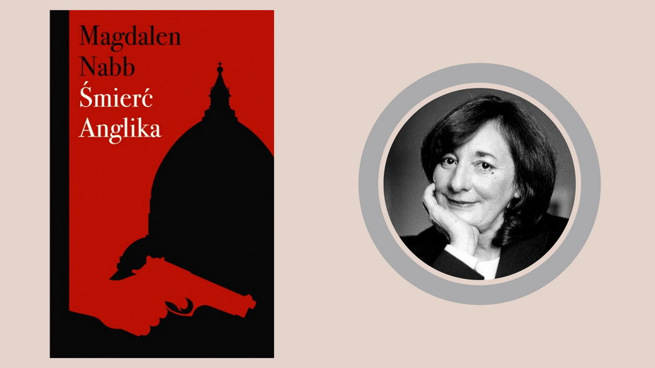 Magdalen Nabb, Śmierć Anglika