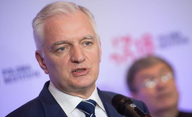 Wicepremier, minister nauki i szkolnictwa wyższego Jarosław Gowin twierdzi, że pieniądze z prowadzonego przez niego resortu nie trafiały do jego partii