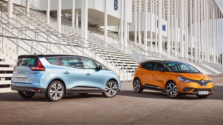 Renault Scenic i Grand Scenic
