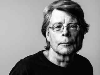 American writer Stephen King