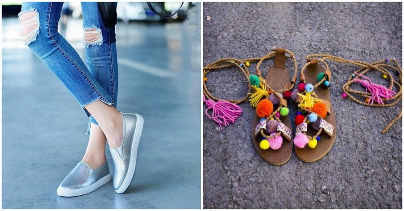 Komfortných a zároveň štýlových kúskov obuvi nie je nikdy dosť - a v lete  to platí dvojnásobne de87ac4929f