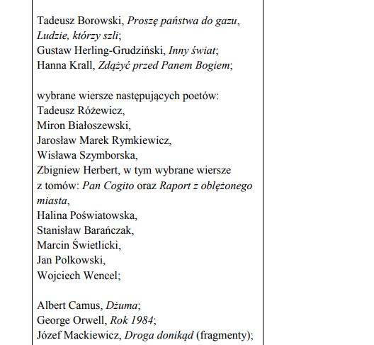 Frgament doumentu zamieszczonego na stronie Rządowego Centrum Legislacji