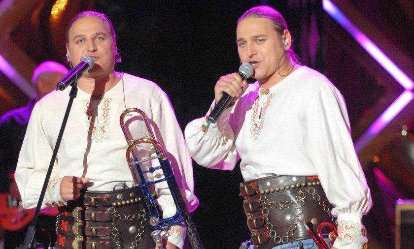 Łukasz i Paweł Golec