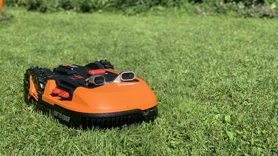 Worx Landroid L1000 im Test: toller, erweiterbarer Mähroboter mit App-Steuerung