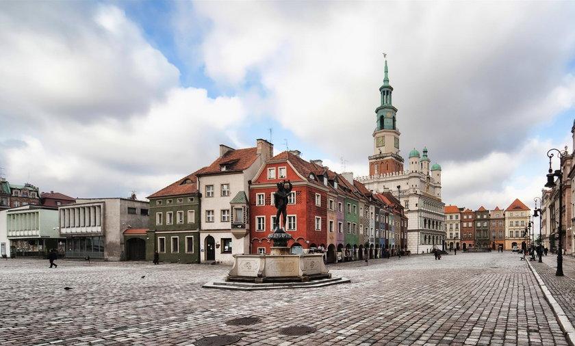 Poznań będzie metropolią?