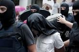 grčka policija hapšenje