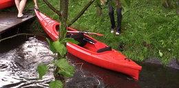 Tragedia na spływie kajakowym. Drzewo zabiło ojca i syna