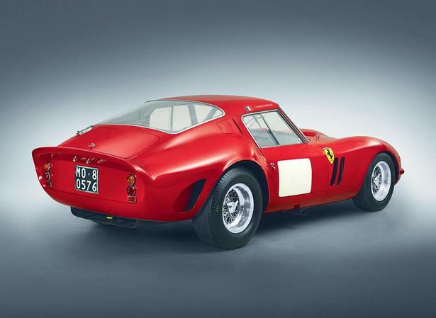 Ferrari 250 GTO. Źródło: Bonhams