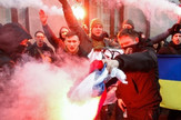 Neonacisti u Kijevu EPA Stepan Franko