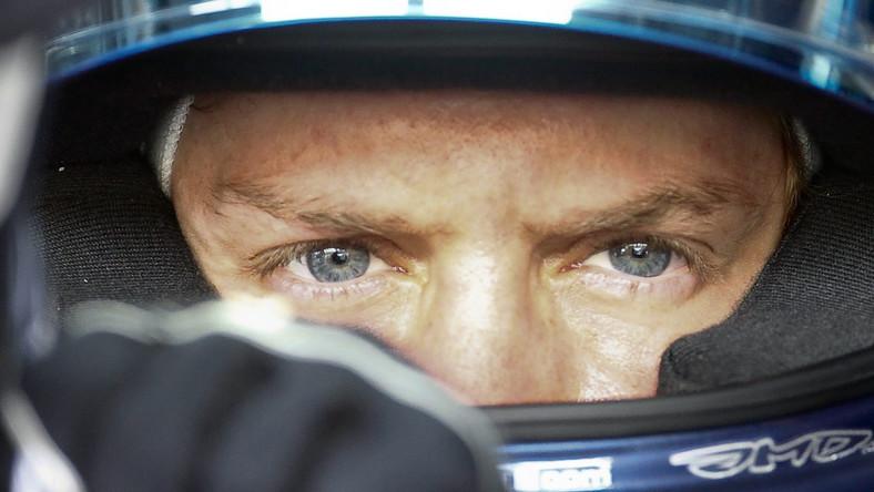 Sebiastian Vettel ruszy w GP Malezji z pole position