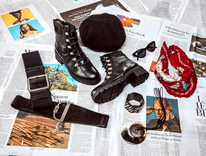 Ono što vam treba za savršen stil, foto: ustupljena fotografija/Deichman