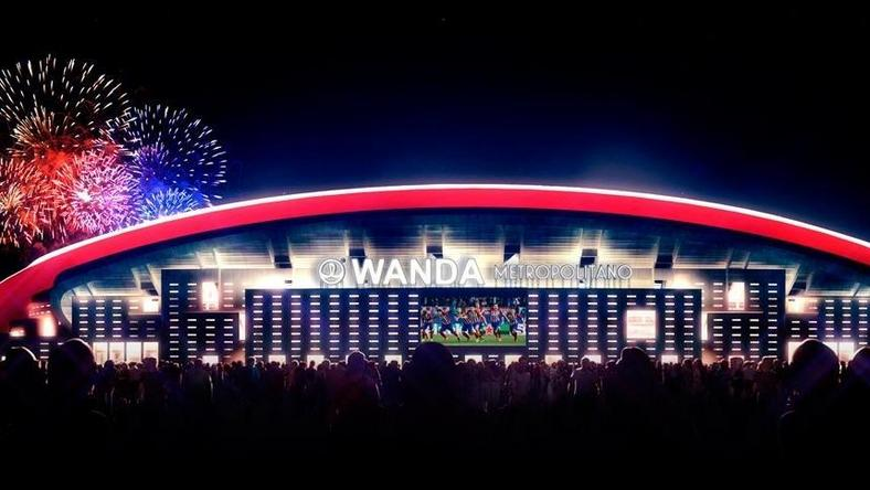Atletico Madryt, nowy stadion