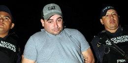 To on zamordował Miss Hondurasu. Dwa strzały w plecy