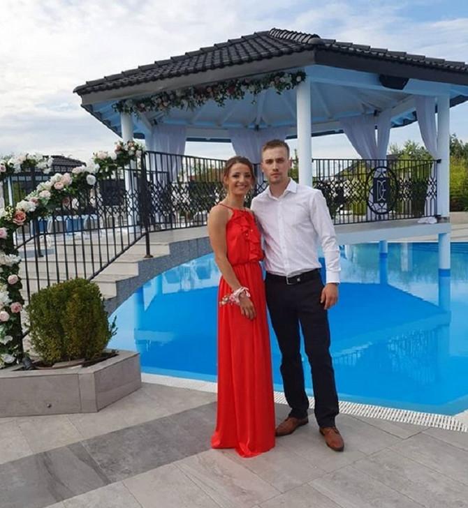 Zorana Barjaktarević sa dečkom