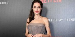 Horror w domu Angeliny Jolie