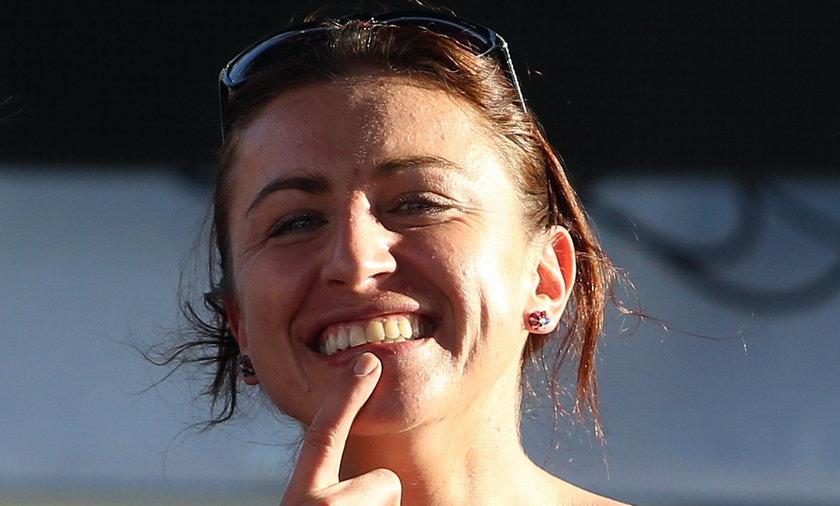 Justyna Kowalczyk ośmieszyła fana na facebooku.