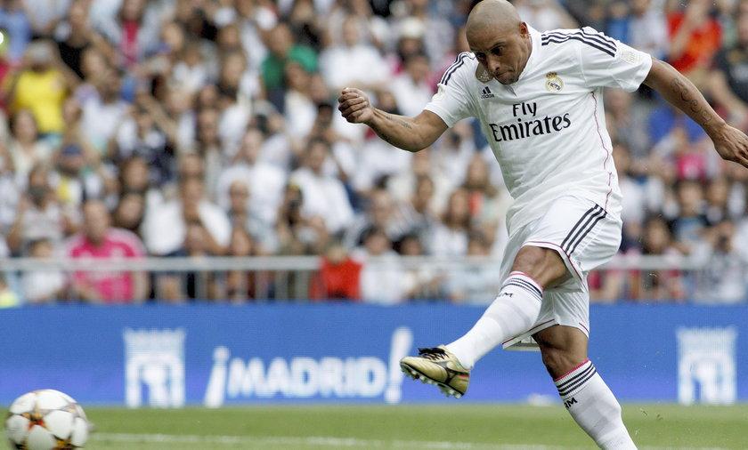 Roberto Carlos wraca do gry