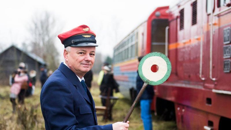 Na stacji Hajdaszek
