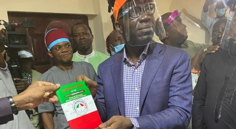 Edo APC breakaway faction cries out over distrust among PDP members